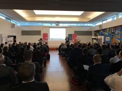 Keynote Vortrag auf dem 5. Polymerkongress in Wels